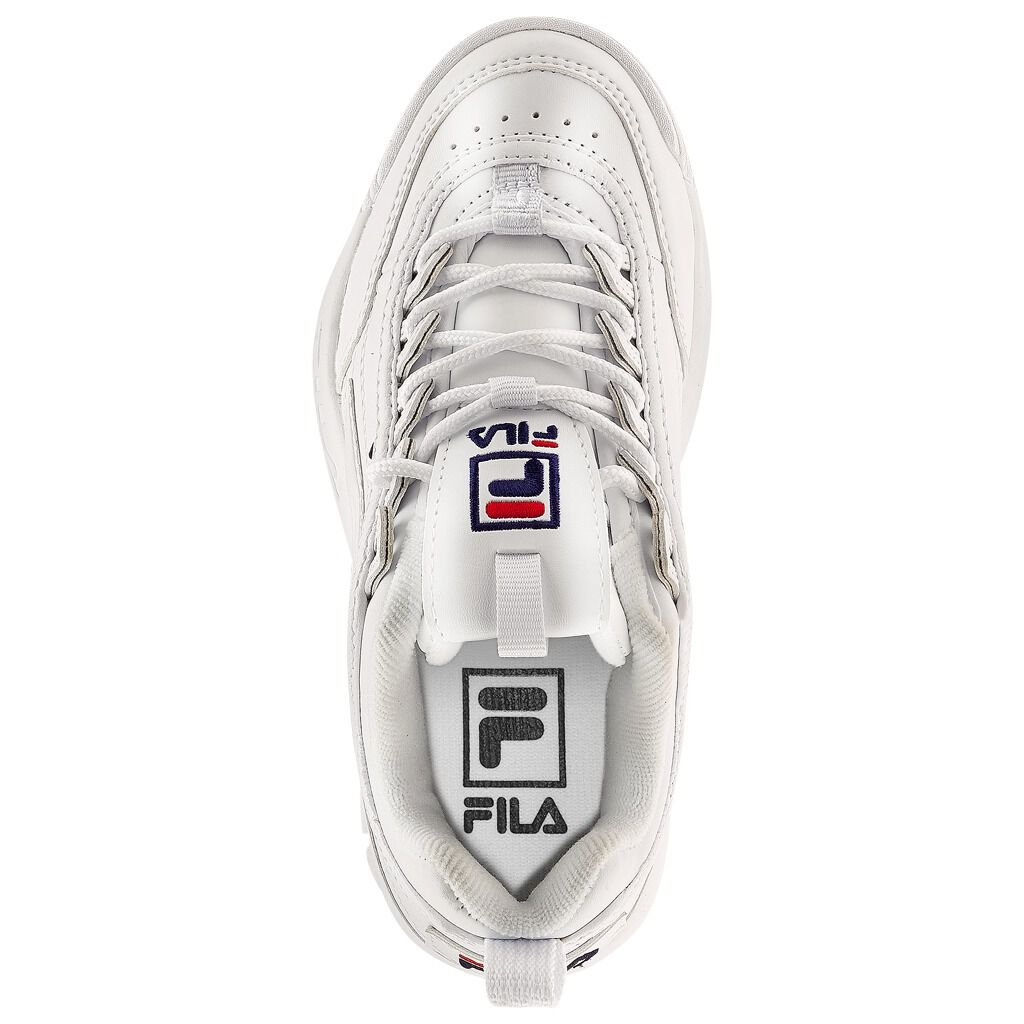Fila Disruptor Low bianca AW LAB
