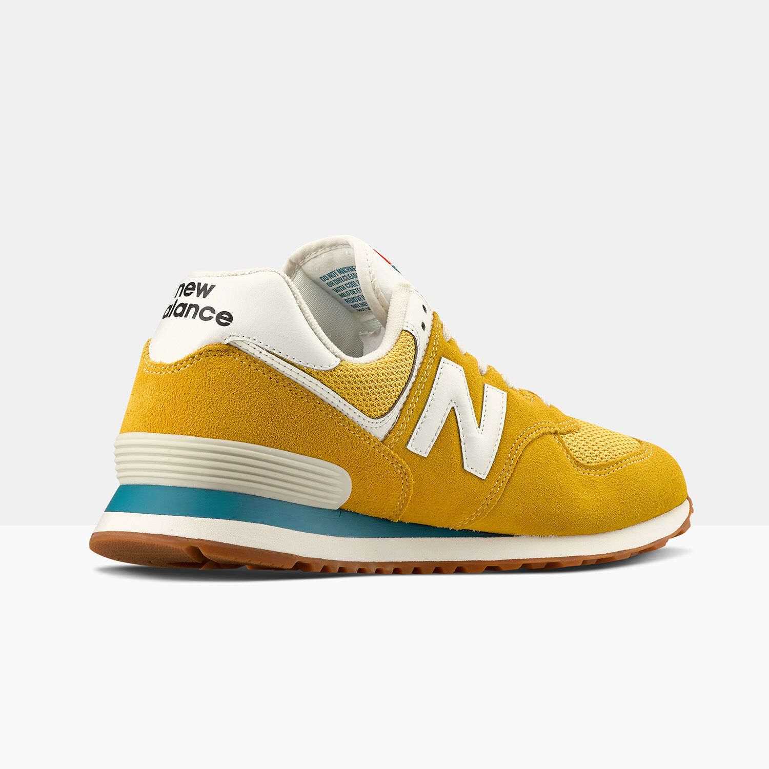 New Balance 574 gialle - AW LAB
