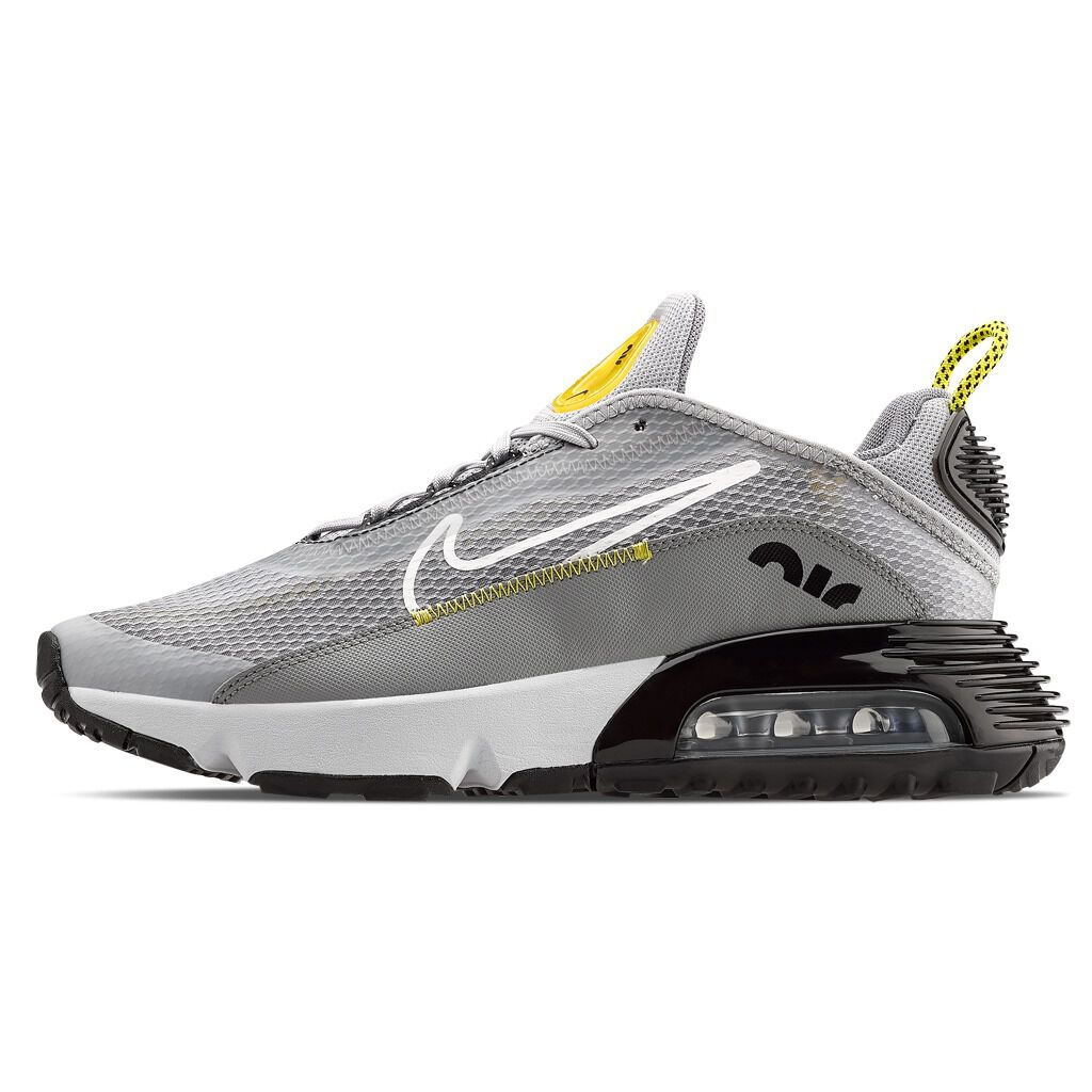 air max nere gialle