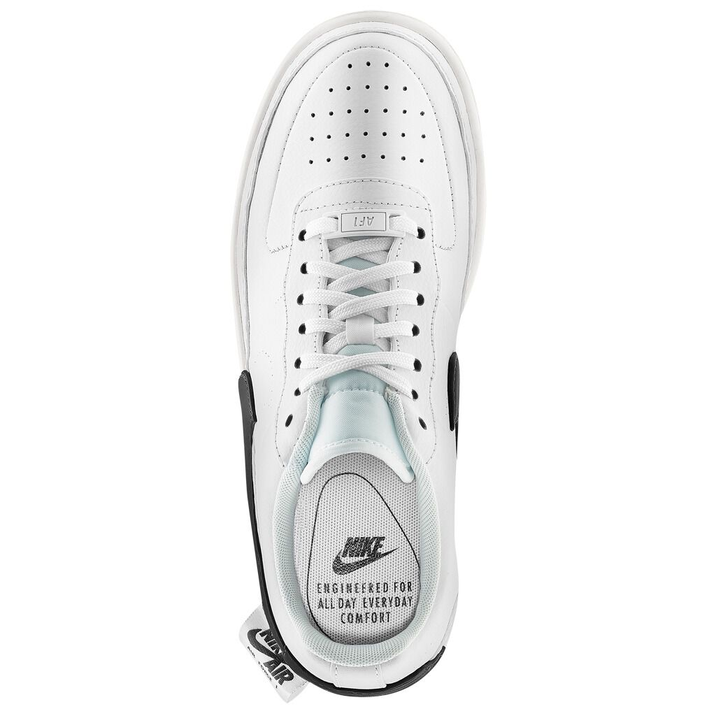 air force 1 jester bianche e nere