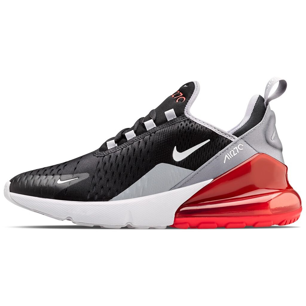 air max rosso nere