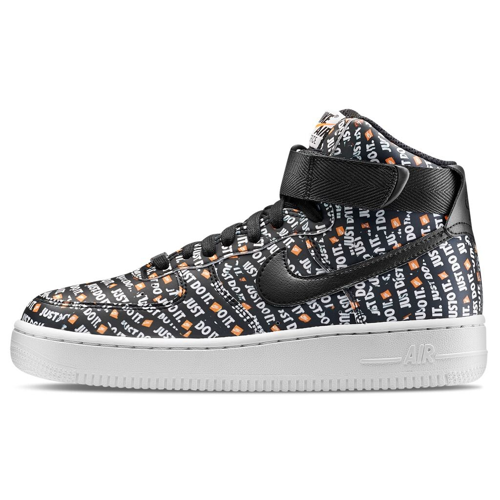 Nike Air Force 1 Mid Jdi nere AW LAB