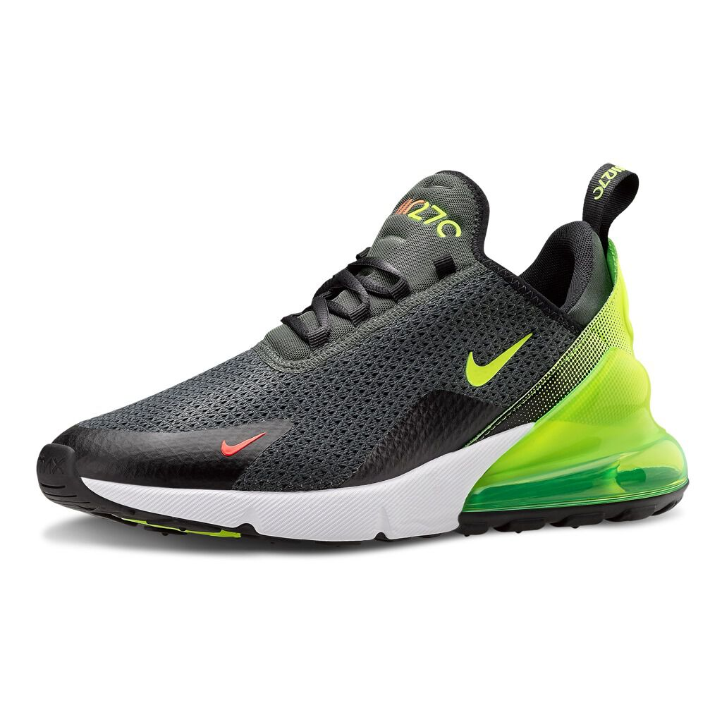 Nike air max 270 antracite e verde AW LAB