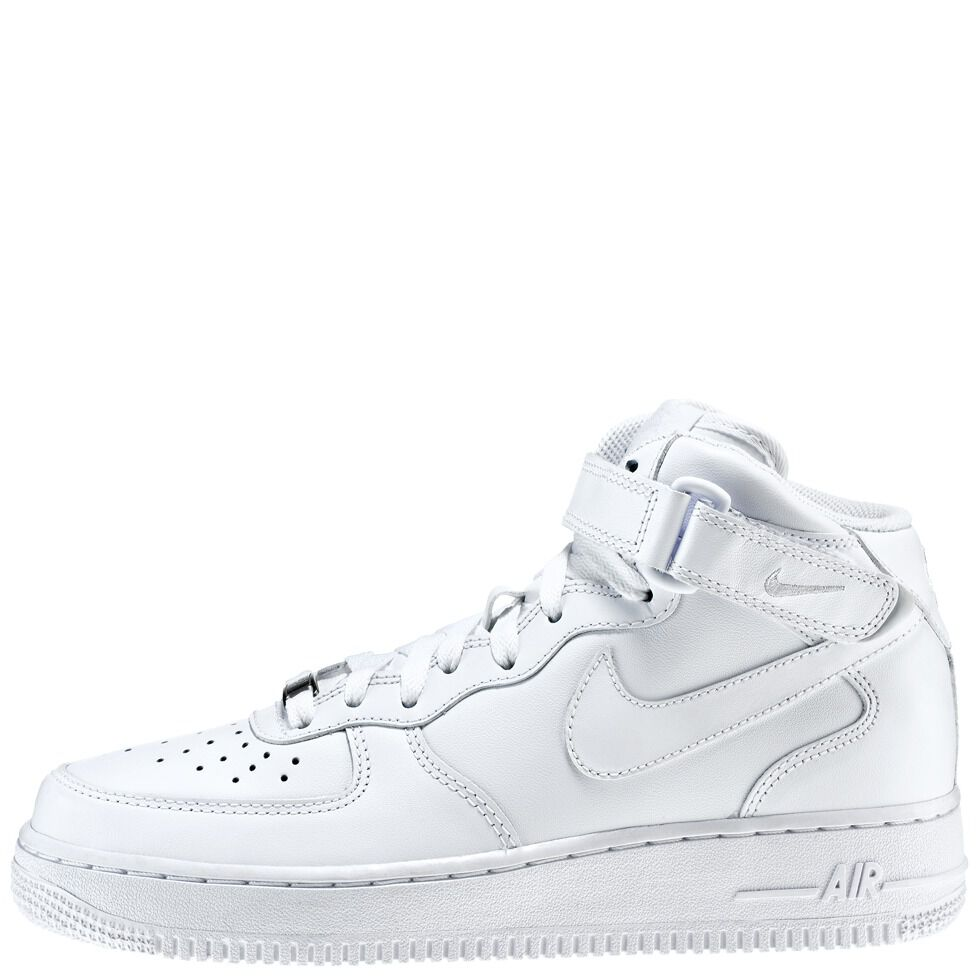 Nike Air Force 1 Mid '07 Personalizzate Fluo Eye & Sword