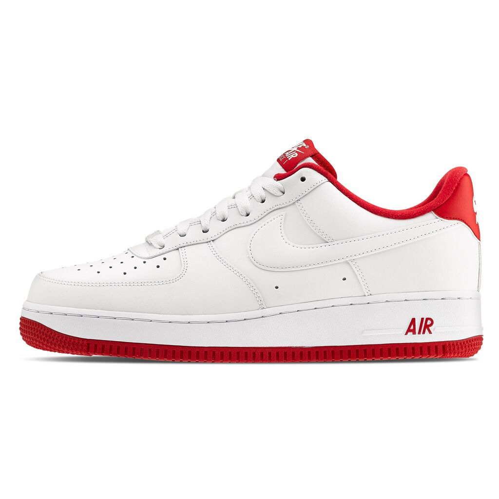 air force 1 grigie e rosse