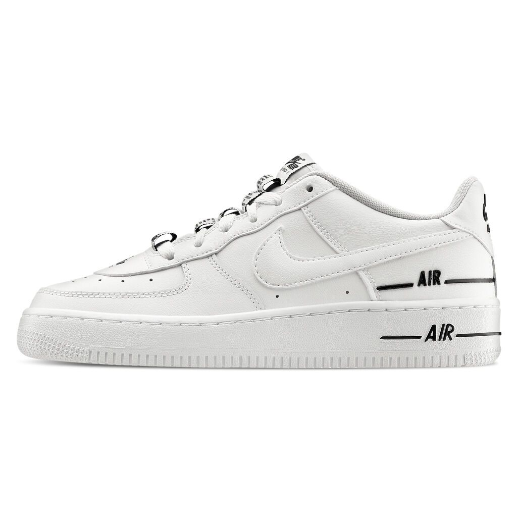 air force 1 nike nere e bianche
