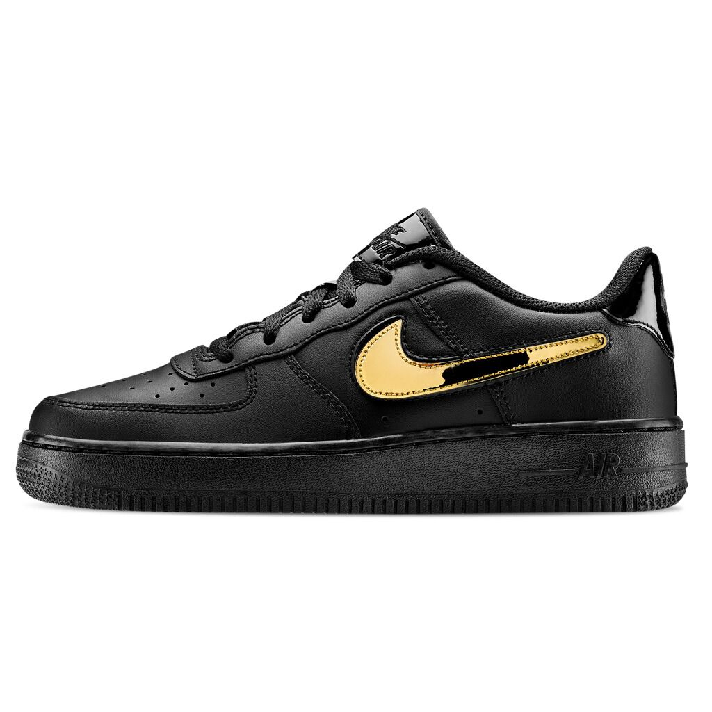 air force nere e dorate