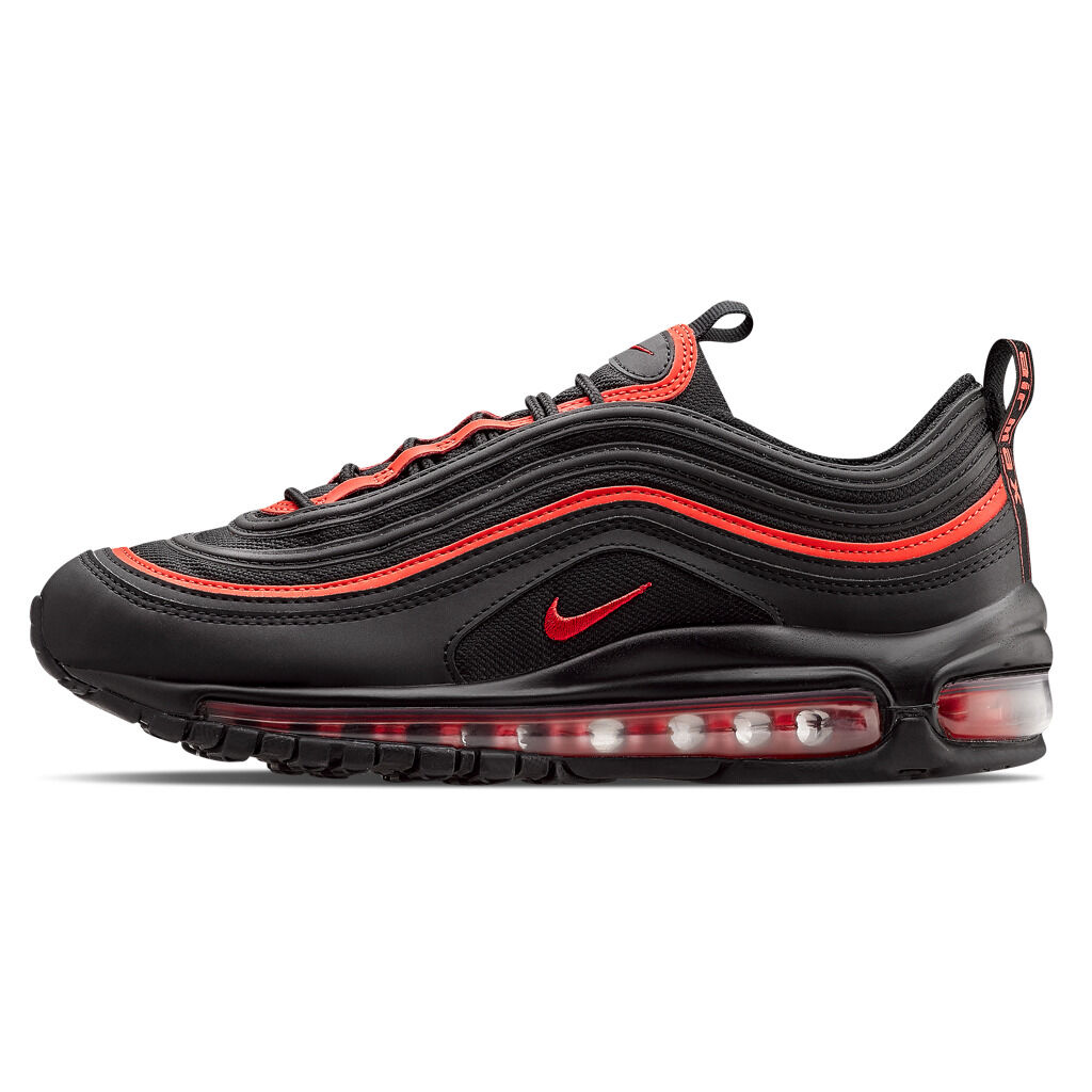 air max 97 nere rosse