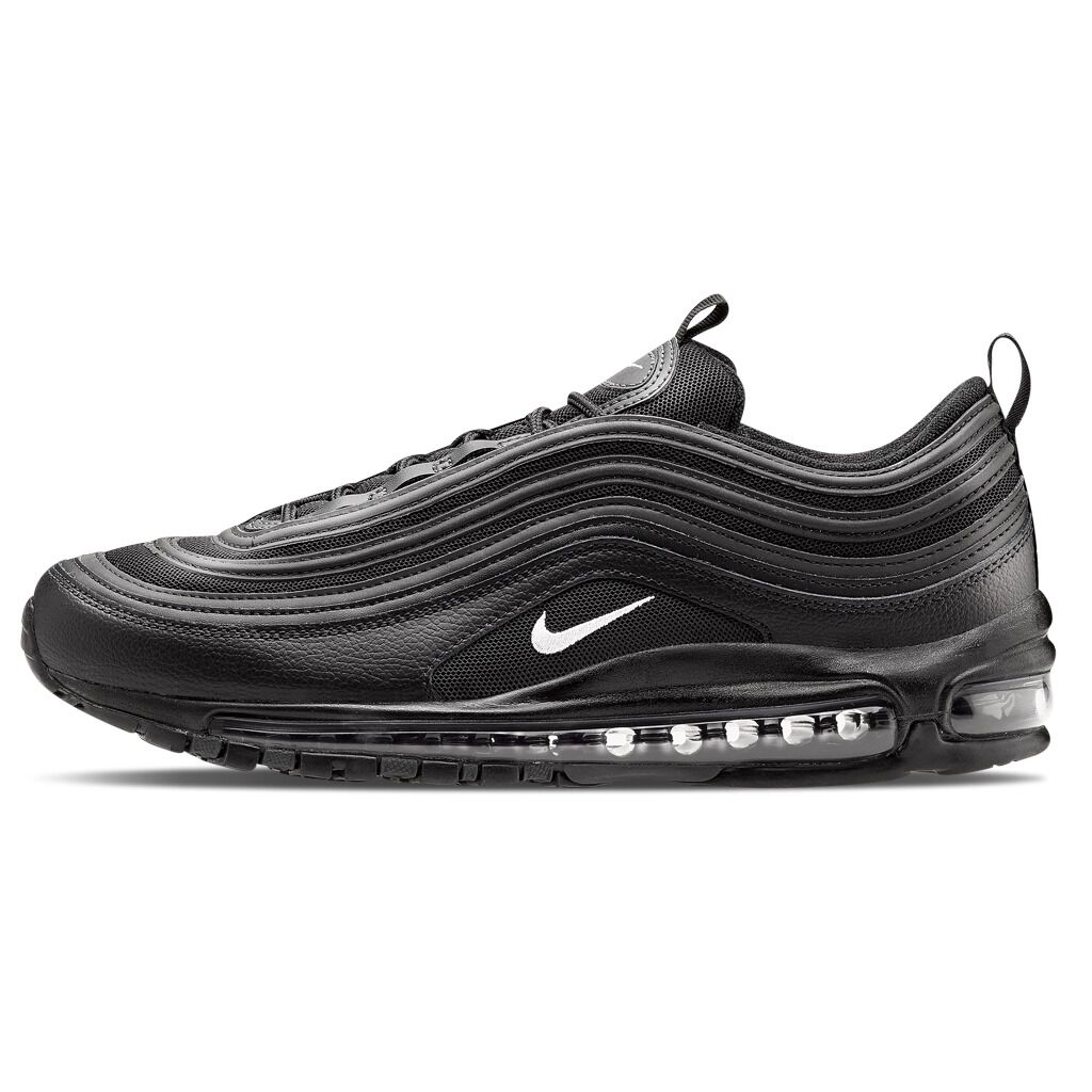 Nike Air Max 97 nere/bianche antracite - AW LAB