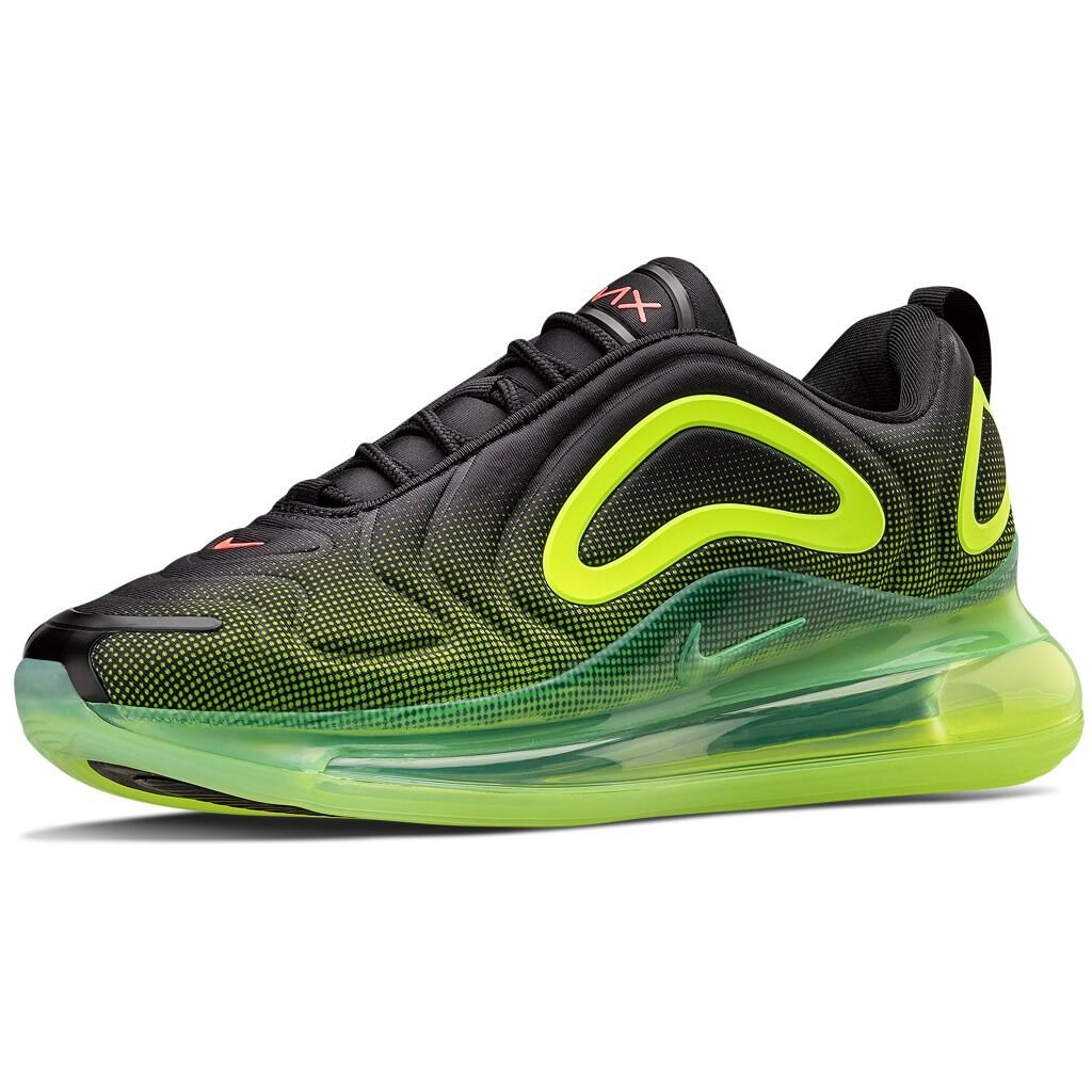 Nike air max 720 antracite e verde AW LAB
