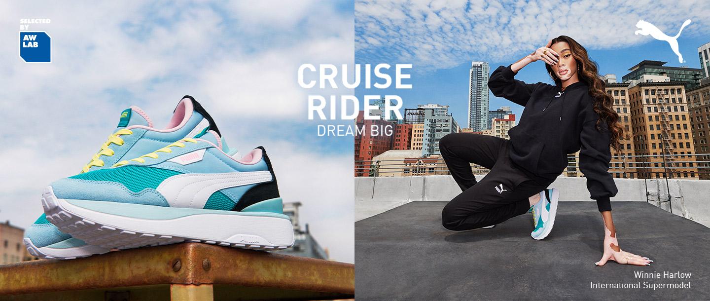 puma cruise rider